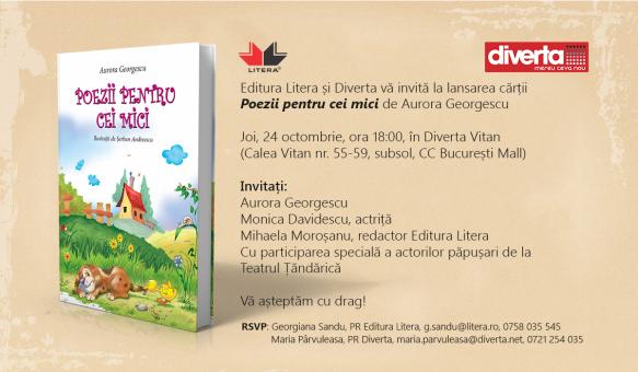 invitati 24 octombrie 2013